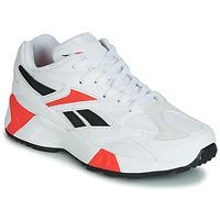 Schoenen Jongens Lage sneakers Reebok Classic AZTREK 96 J Wit