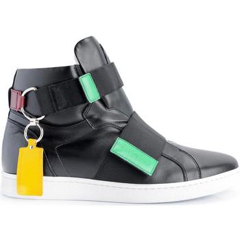 Schoenen Heren Hoge sneakers John Richmond  Zwart