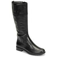 Schoenen Dames Hoge laarzen Tamaris CARI Zwart
