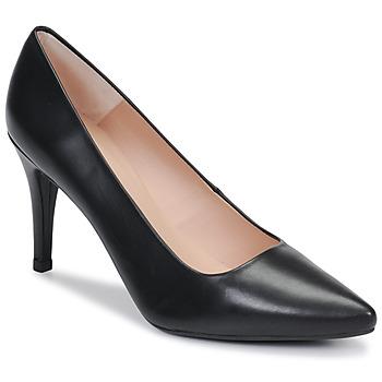 Schoenen Dames pumps Unisa TOLA Zwart