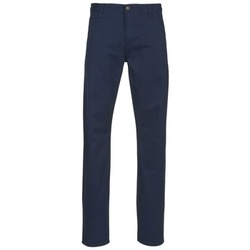 Textiel Heren Chino's Dockers ALPHA KHAKI SLIM TAPERED STRETCH TWILL      Marine
