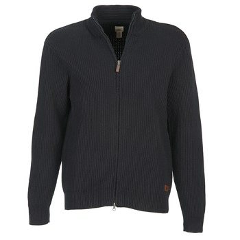 Textiel Heren Vesten / Cardigans Dockers NEW FULL ZIP Zwart