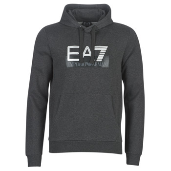 Textiel Heren Sweaters / Sweatshirts Emporio Armani EA7 6GPM17-PJ07Z-3909 Grijs