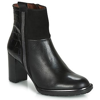 Schoenen Dames Enkellaarzen Hispanitas INES Zwart