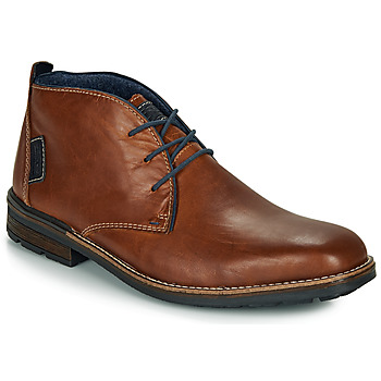 Schoenen Heren Laarzen Rieker F1310-26 Brown