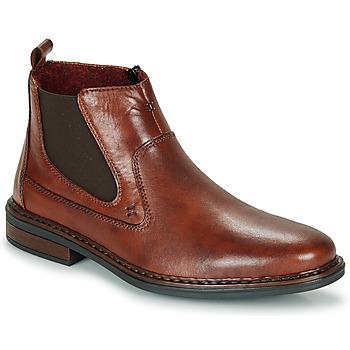 Schoenen Heren Laarzen Rieker DANE Brown