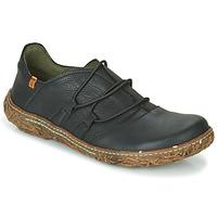 Schoenen Dames Derby El Naturalista NIDO Zwart