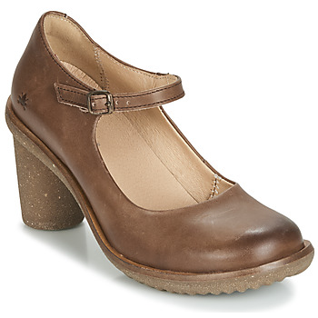Schoenen Dames pumps El Naturalista TRIVIA Brown