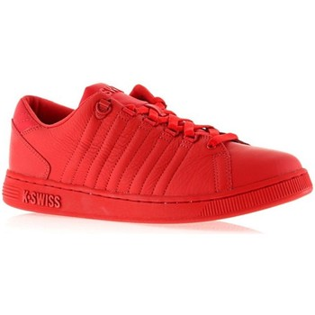 Schoenen Dames Lage sneakers K-Swiss Lozan Iii Monochrome Rouge