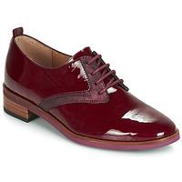 Schoenen Dames Derby Karston JINAX Bordeaux