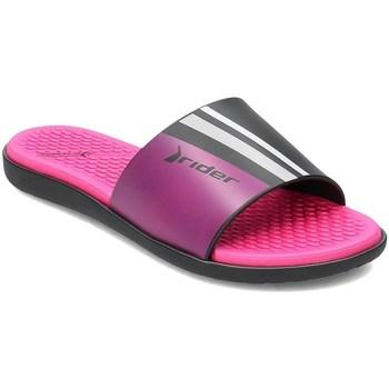Schoenen Dames Slippers Rider 8261122295 Noir, Rose