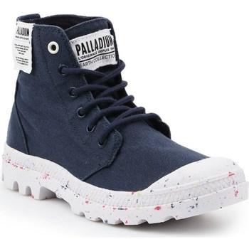 Schoenen Dames Laarzen Palladium Manufacture HI Organic W Noir
