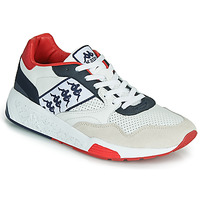 Schoenen Heren Lage sneakers Kappa LUXOR 2 Wit / Rood