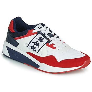 Schoenen Heren Lage sneakers Kappa BARSEL 2 Wit / Rood