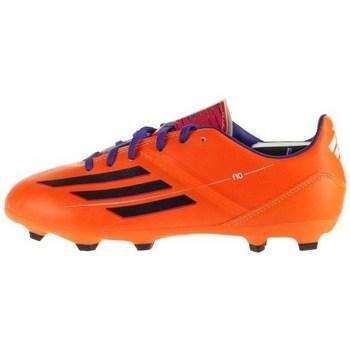Schoenen Kinderen Voetbal adidas Originals F10 Trx FG J Noir, Orange