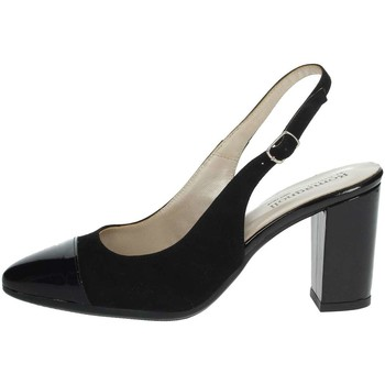 Schoenen Dames pumps Romagnoli B9E1750 Black