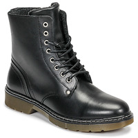 Schoenen Meisjes Laarzen Bullboxer AHC501E6LC-BLBLK Zwart