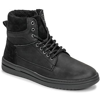 Schoenen Jongens Hoge sneakers Bullboxer AID500E6L-BLCK Zwart