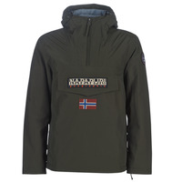 Textiel Heren Parka jassen Napapijri RAINFOREST WINTER Kaki