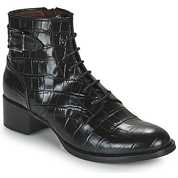 Schoenen Dames Laarzen Muratti RIESEL Zwart