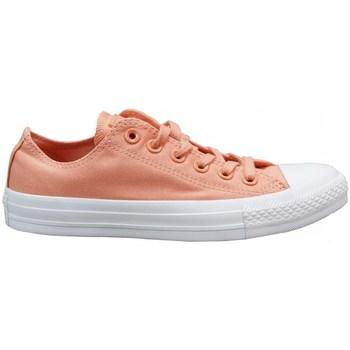 Schoenen Kinderen Lage sneakers Converse Chuck Tylor AS OX Rose