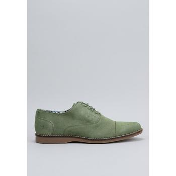 Schoenen Heren Derby & Klassiek Krack Heritage BOULEVARD Groen