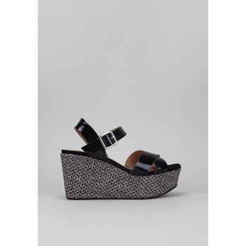 Schoenen Dames Sandalen / Open schoenen Krack Harmony 2800 Zwart