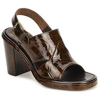 Schoenen Dames Sandalen / Open schoenen Rochas TARTAF Brown