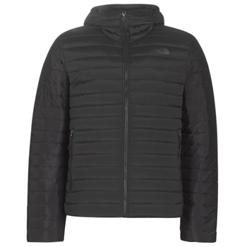 Textiel Heren Dons gevoerde jassen The North Face MEN'S STRETCH DOWN HOODIE Zwart