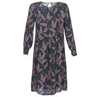 Textiel Dames Lange jurken See U Soon 9222127 Marine / Bordeaux