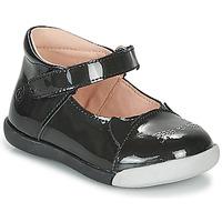 Schoenen Meisjes Ballerina's Citrouille et Compagnie LAKALA Zwart