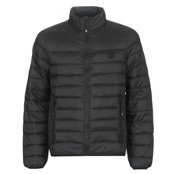 Textiel Heren Dons gevoerde jassen Oxbow L2JUNCO Zwart