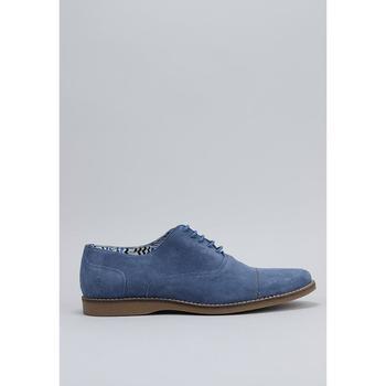 Schoenen Heren Derby Krack Heritage BOULEVARD Blauw