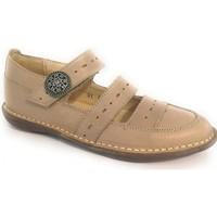 Schoenen Meisjes Derby & Klassiek Colores 23892-24 Beige
