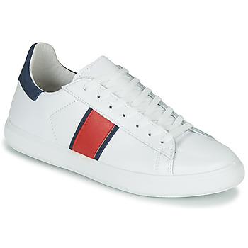 Schoenen Heren Lage sneakers Yurban LOUDE Wit