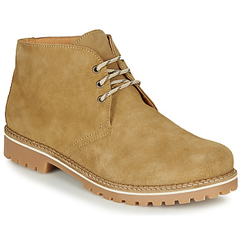 Schoenen Heren Laarzen So Size RICHARDO Beige
