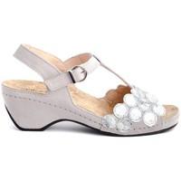 Schoenen Dames Sandalen / Open schoenen Comfort Class 832 CIRCUL. Grijs