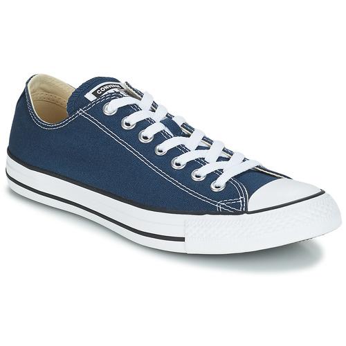 Schoenen Lage sneakers Converse CHUCK TAYLOR ALL STAR CORE OX Marine