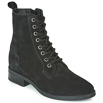 Schoenen Dames Laarzen Esprit CICILY LB Zwart