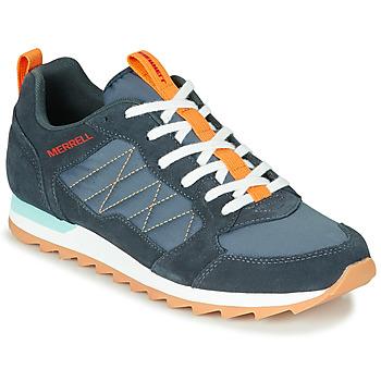 Schoenen Heren Lage sneakers Merrell ALPINE SNEAKER Blauw / Orange