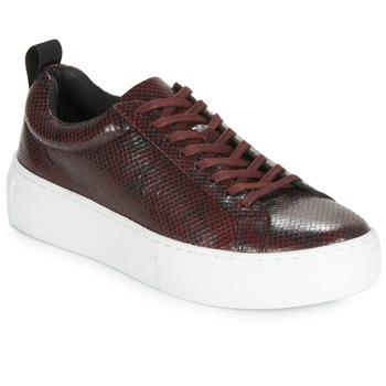 Schoenen Dames Lage sneakers Vagabond ZOE PLATFORM Bordeaux