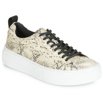 Schoenen Dames Lage sneakers Vagabond Shoemakers ZOE PLATFORM Serpent