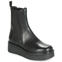 Schoenen Dames Laarzen Vagabond TARA Zwart