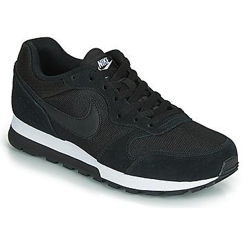 Schoenen Dames Lage sneakers Nike MD RUNNER 2  W Zwart