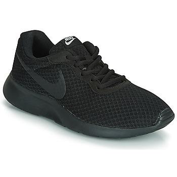 Schoenen Dames Lage sneakers Nike TANJUN W Zwart