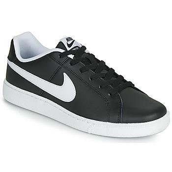 Schoenen Heren Lage sneakers Nike COURT ROYALE Zwart / Wit
