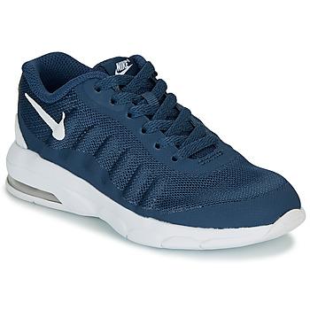 Schoenen Kinderen Lage sneakers Nike AIR MAX INVIGOR PRE-SCHOOL Blauw