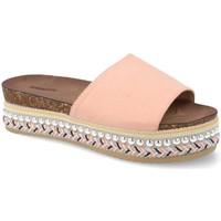Schoenen Dames Sandalen / Open schoenen Buonarotti 1AD-19127 Rosa