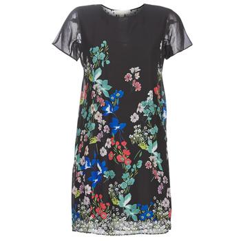Textiel Dames Korte jurken Desigual LORETHA Multicolour