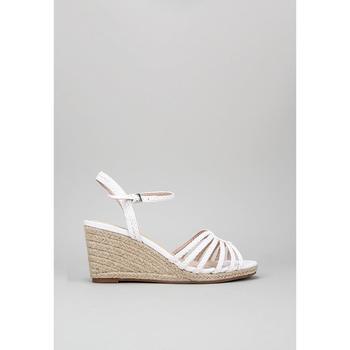 Schoenen Dames Sandalen / Open schoenen La Strada  Wit